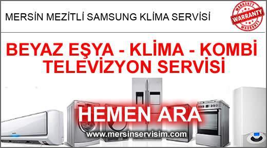 Mersin Mezitli Samsung Klima Servisi